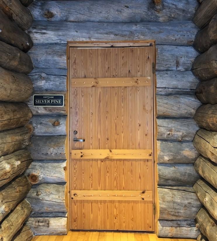 シルバーパインルーム入口