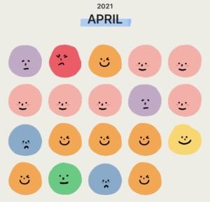 4月の日記