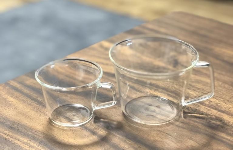 透明耐熱カップ比較