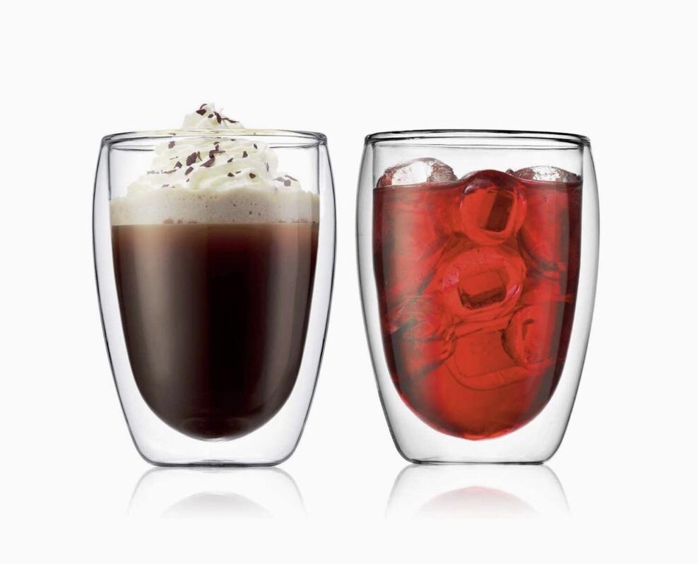 KINTO耐熱ガラスマグカップ
